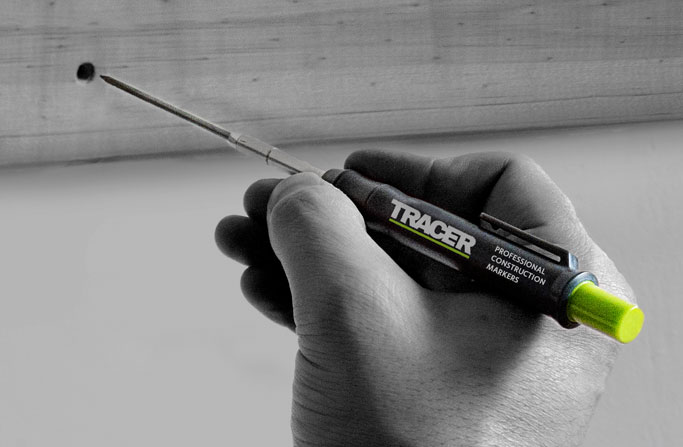 Tracer Deep Hole Pencil marking deep hole