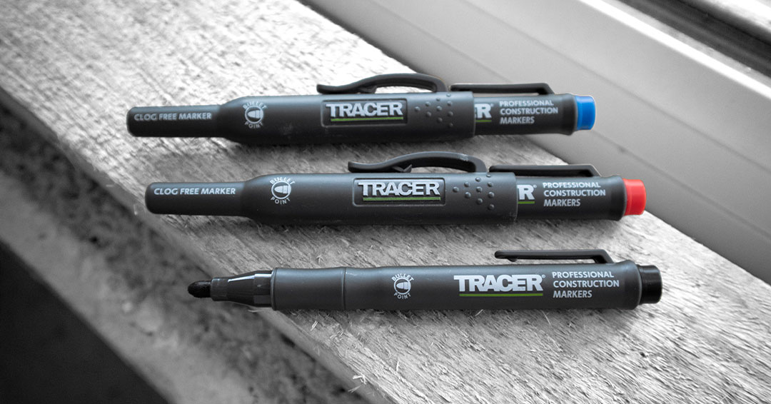 TRACER Clog Free Markers