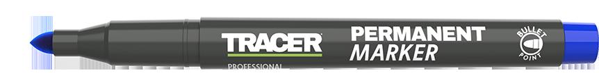 Tracer Permanent Marker Blue