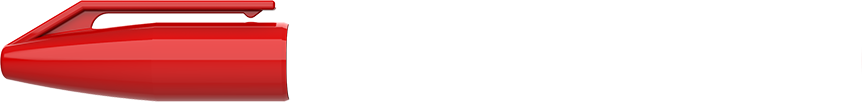 Tracer Permanent Marker Red lid